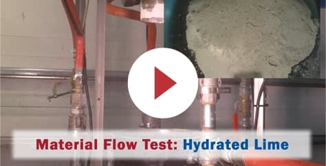 Best Material Flow Aid for the Cement Industry