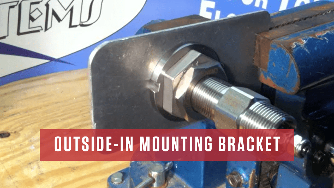 How to Install the AirSweep: Outside-In Mounting Bracket