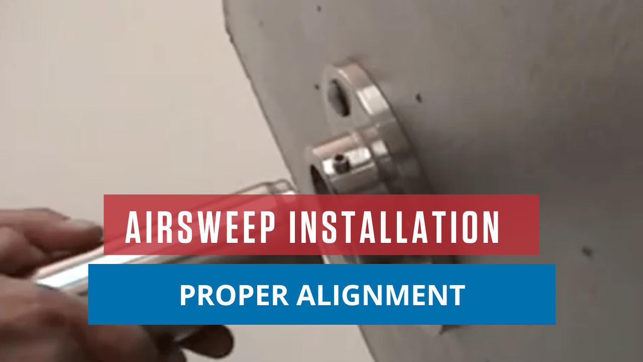 How to Install the AirSweep: Proper Nozzle Alignment