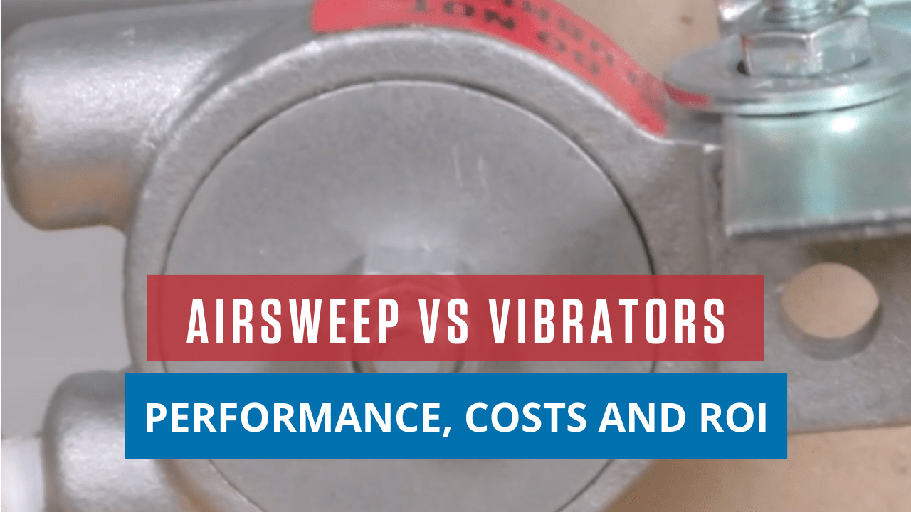 AirSweep vs Vibrators: Performance, Costs and ROI