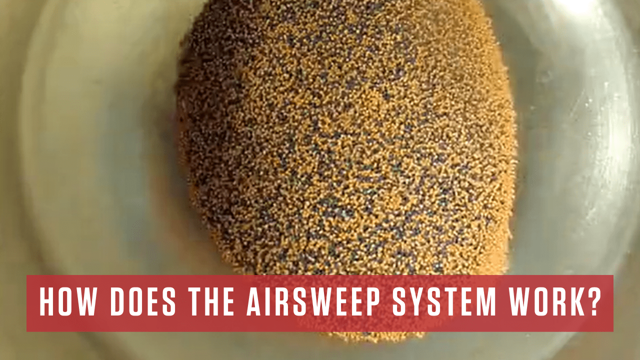 How Does the AirSweep System Work?